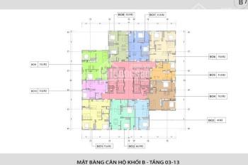 Chính chủ cần bán gấp căn góc 2PN - 74,5m2 cực đẹp Hong Kong Tower bàn giao nguyên bản. Chỉ từ 3 tỷ