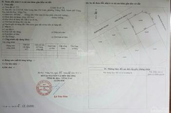 CC cần bán lô biệt góc 2 MT khu Chí Linh, giá 38tr/m2, LH 0914653607