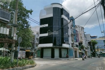 Cho thuê tòa nhà 6 lầu 8x11m đường Thành Thái. Giá thuê 100tr