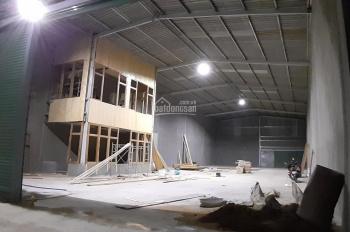 Cho thuê nhà xưởng 598m2 mặt tiền Quốc Lộ 1A, Bình Minh, Trảng Bom, Đồng Nai