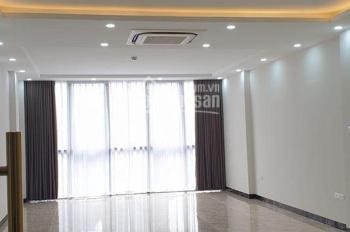 Tòa nhà 90m2 x 6T mặt phố Hoàng Quốc Việt, kinh doanh đỉnh cao. Vị trí cực hiếm