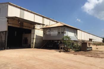 Cho thuê kho xưởng 4000m2 và 7000m2 MT đường Sông Mây - Cây Xoài, Tân An, Vĩnh Cửu, Đồng Nai