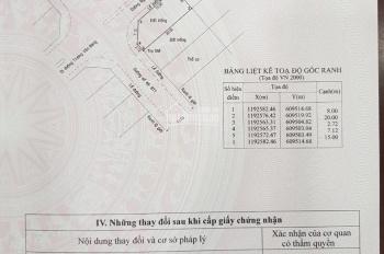 Bán lô đất góc 2 mặt tiền Nguyễn Đăng Đạo, Bình Trưng Tây, Q2, 8m x 20m. LH 0922.055.279