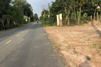Bán đất chính chủ mặt tiền Bàu Lách, xã Phạm Văn Cội, Củ Chi, DT 25x60m = 1539m2, có 300m2 thổ cư