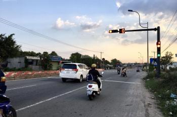 Đất Phước Hòa Phú Giáo mặt tiền ĐT741, ngay cổng KDC Phước Hòa 8x30m 100m2TC gần trường chợ, giá rẻ