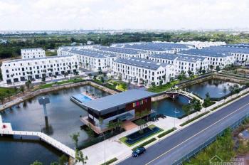 Bán nhà phố simcity đường 4 Lò Lu Trường Thạnh 1 trệt 3 lầu giá 4.350 tỷ hướng Đông Bắc
