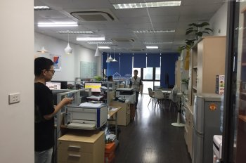 Cho thuê sàn văn phòng mặt phố Lê Trọng Tấn, Thanh Xuân, Hà Nội, DT 55m2, giá 10tr/tháng