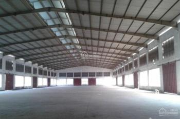 Cho thuê kho nhà xưởng sản xuất trong khu công nghiệp Tân Uyên Bình Dương DT từ 2000m2 đến 30.000m2