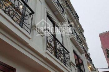 Bán nhà đẹp, giá rẻ nhất Thạch Bàn 33m2 x 5 tầng ngõ 3m, giá 2,15 tỷ (cách chợ Đồng Dinh 300m)
