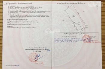 Bán gấp lô đất thổ cư 804m2 xã Cổ Đông, thị xã Sơn Tây