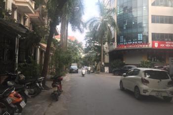 Chính chủ bán liền kề lô góc 3 mặt ngõ, cách phố Trung Hòa 1 nhà, đang cho công ty thuê ổn định