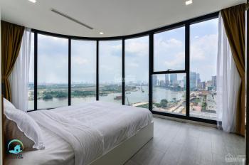 Cho thuê 3 phòng ngủ Vinhomes Ba Son góc cong tuyệt đẹp - giá đẹp liên hệ 0909060957