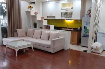 Cho thuê chung cư 183 Hoàng Văn Thái, Thanh Xuân, 88m2 2PN thoáng mát đủ đồ đẹp 11tr/th. 0988296228