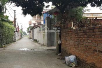 Bán đất chia lô đường Nhạn, xã Xuân Nộn, huyện Đông Anh