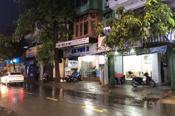Cho thuê nhà mặt tiền đường Quốc Hương 4,2x20m trệt 2 lầu giá 40tr/th