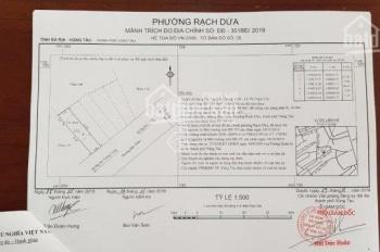 Bán lô đất 2 mặt tiền đường Bến Nôm - Vũng Tàu, liên hệ: 0907.279.389