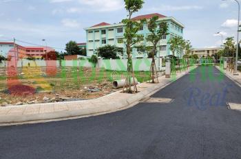 Bán đất nền trung tâm hành chính phường Bình Hưng Hoà, quận Bình Tân. 1,1 tỷ sở hữu ngay kèm CK cao
