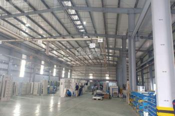 Bán nhà xưởng tại Văn Lâm, Hưng Yên, DT đất 1,2ha, trên đất có sẵn 3 nhà xưởng tổng DT 6000m2