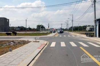 Đáo hạn ngân hàng cần bán lô đất đường Hùng Vương, trung tâm thị trấn chỉ 435 triệu/170m2