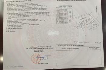 Chính chủ bán đất xây KS, Việt Mỹ, Vân Đồn 10x44m, giá 11 tỷ