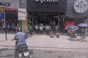 Cho thuê nhà MP Nguyễn Trãi DT 220m2, MT 8m, giá 133,566 triệu/th