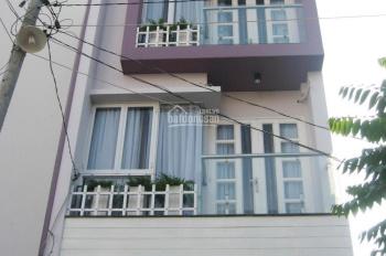Bán nhà Nguyễn Thái Bình - Phó Đức Chính P. Nguyễn Thái Bình Q1 nhà 4 tầng DTS 100m2 chỉ 9.8 tỷ