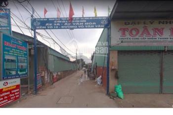 Cho thuê nhà hẻm Võ Văn Vân, Bình Chánh