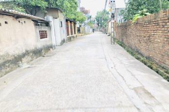 Bán 40m2 đất thổ cư tại Đông Dư, Gia Lâm, Hà Nội trong đê đương oto giá chỉ 1,1 tỷ