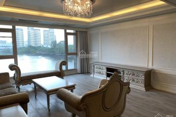 Bán căn hộ Cantavil Hoàn Cầu, Bình Thạnh, giá 7.7 tỷ, 154m2,3 phòng ngủ lớn, view hồ Văn Thánh