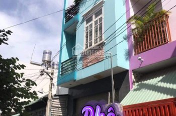 Nhà 2 lầu, 67m2, đường Số 11 Trường Thọ, hẻm xe hơi, gần chợ Thủ Đức, sổ hồng, hoàn công, giá 4tỷ65
