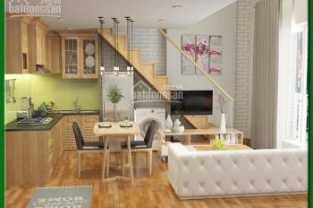 Chính chủ bán căn Offictel Everich quận 5, diện tích 55 m2 Dulex thông tầng, 2PN 2WC, 2.4 tỷ