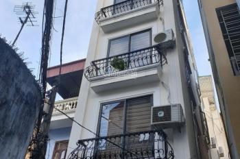 CC cần bán gấp nhà 4,5T, DT: 35m2, vị trí tại ngõ phố Minh Khai, MT: 4m, giá 3.5 tỷ