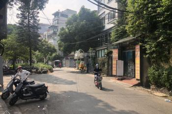 Siêu phẩm mặt phố Trần Hữu Tước kéo dài, mặt hồ Đắc Di, 62m2, 3 tầng, giá 235 tr/m2