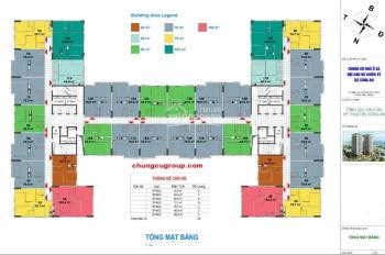 Cho thuê căn hộ chung cư 282 Nguyễn Huy Tưởng, giá 10 tr/tháng. 0973525679