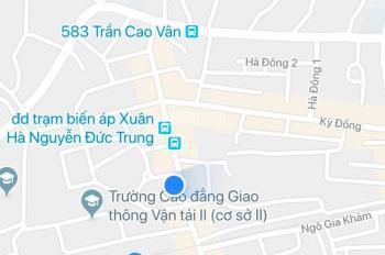 Bán đất Nguyễn Đức Trung 104m2, Thanh Khê, giá 8.45 tỷ
