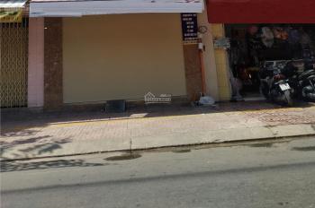 Nhà cấp 4 cho thuê mặt tiền đường Tên Lửa nhỏ quận Bình Tân