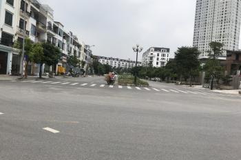 Cần bán đất liền kề Thanh Hà đường 25 khu B1.3 đầu dự án