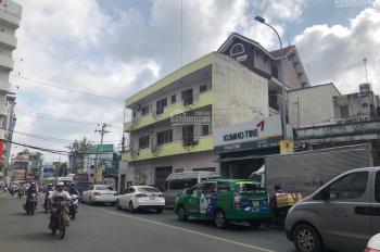 Bán nhà hẻm 25 Tôn Thất Tùng, P. Bến Thành, Q.1, DT 8m x 20m, GPXD hầm, lửng 8 lầu