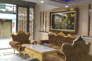 Cho con đi du học, cần bán gấp nhà khu biệt thự Ba Vân, TB, 6mx19m, 5 tầng lầu mới đẹp