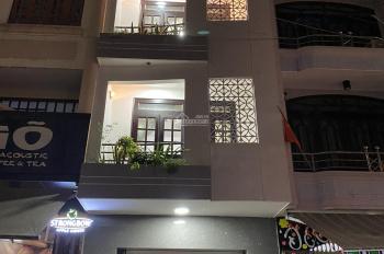 Nhà mặt phố Quận Bình Thạnh, cho thuê nhà mặt tiền Đinh Tiên Hoàng, tell: 0903824486