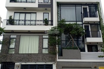 Cho thuê nhà mặt ngõ Lạc Long Quân, ô tô đỗ cửa, 80m2 x 4T, giá 20 tr/th, full đồ