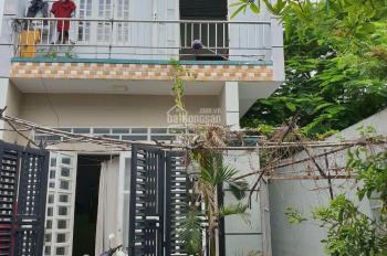 Bán nhà 1 lầu DT: 6 x 16m, hẻm đường Nguyễn Ảnh Thủ, gần chợ ngã ba Bầu, H. Hóc Môn
