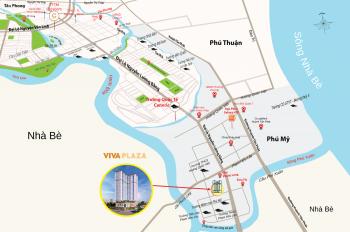 Hot! Dự án Viva Plaza đại lộ Nguyễn Lương Bằng, Quận 7 bắt đầu nhận book từ ngày 15/5/2020