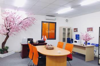 Cho thuê VP 30m2 - 45m2 tại MP Nguyễn Cơ Thạch, tòa VP mới 8 tầng, mặt tiền 12m, giá 5.5 triệu/th