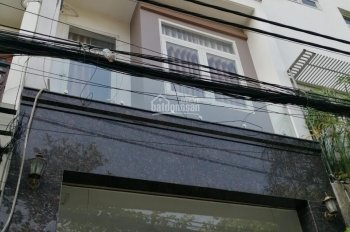 Cho thuê nhà HXT 8m 26/2C Nguyễn Minh Hoàng, P. 2, Q. TB 4,5x19m trệt, hầm, 3 lầu, giá 20tr/tháng