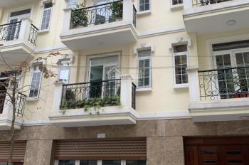 Cho thuê nhà 5 tầng ngõ ô tô 213 Trung Kính to, vừa ở vừa làm VP, onlie, đồ cơ bản Tell: 0934455563