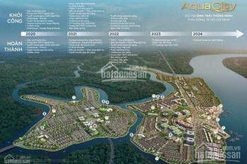 Chỉ tới 499tr sở hữu ngay nhà phố Aqua City, góp dài hạn LS thấp chỉ 1%/tháng, CK cao