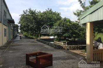 Cần chuyển nhượng xưởng tại KCN Thạch Thất - Quốc Oai - Hà Nội