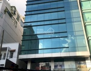 Bán tòa nhà mặt tiền Calmette, P. Nguyễn Thái Bình, Quận 1 DT 7.5x21m, hầm 7 lầu HĐT 190tr 162 tỷ