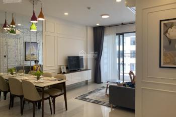 Cho thuê căn hộ cao cấp Saigon Royal, 83m2, 2 phòng ngủ, 2WC, nội thất sạch đẹp và mới